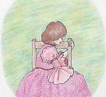 Alice Liddell by redqueenself