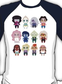 Steven Universe Character Collection T-Shirt