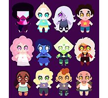 Steven Universe Character Collection Photographic Print