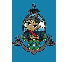 Captain Tetra Photographic Print
