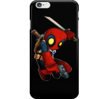 Mini DeadPool iPhone Case/Skin