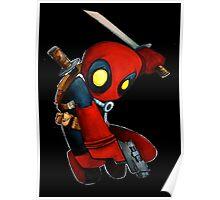 Mini DeadPool Poster