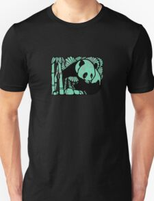 Panda and Bamboo T-Shirt