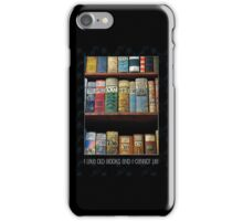 Book Lovers iPhone Case/Skin