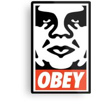 sup | Andre The Giant x OBEY Metal Print