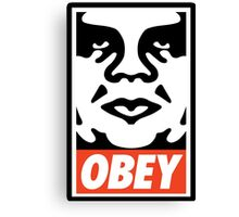 sup | Andre The Giant x OBEY Canvas Print