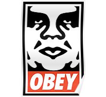sup   Andre The Giant x OBEY Poster