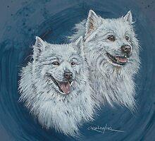 Snowy Day by Lynette Orzlowski