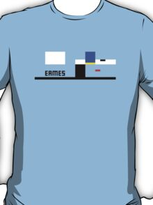 Eames House Abstract Architecture T-shirt T-Shirt
