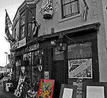 Junk Shop by Zoe Harmer