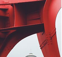 Needle Under The Arch by coasterfan129