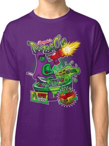 Purple's Tentaco's Classic T-Shirt