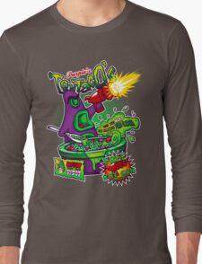 Purple's Tentaco's Long Sleeve T-Shirt