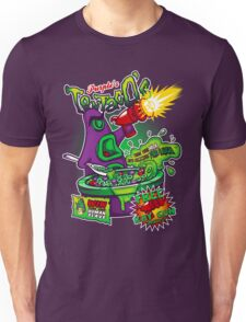 Purple's Tentaco's Unisex T-Shirt