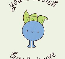 U are oddish by Guidux