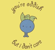 U are oddish One Piece - Short Sleeve