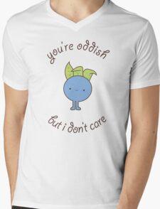 U are oddish Mens V-Neck T-Shirt