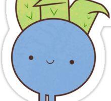 U are oddish Sticker