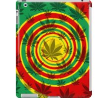 Cannabis Reggae iPad Case/Skin