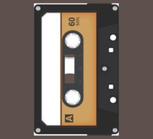 Awesome blank music tape Kids Clothes