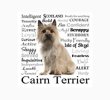 Cairn Terrier Traits Unisex T-Shirt