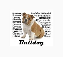 Bulldog Traits Unisex T-Shirt
