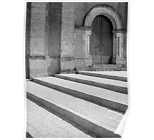 Steps of salvation, France Poster