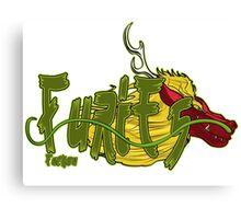 Team Fuchou Canvas Print