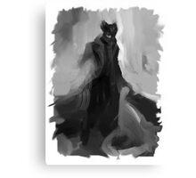 Bloodbourne Canvas Print