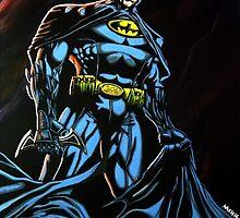 'Batman', Gotham's finest. by KARLNASH