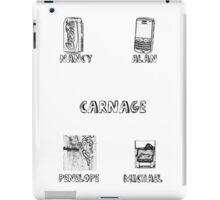 Carnage Characters iPad Case/Skin