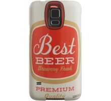 Best beer Samsung Galaxy Case/Skin