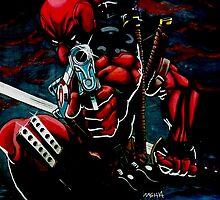 'Deadpool' by KARLNASH