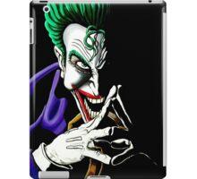 'The Joker', Why so serious? iPad Case/Skin