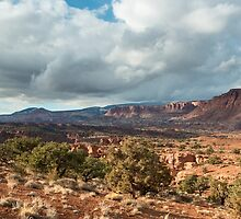Purity – Capitol Reef National Park, Utah by Jason Heritage