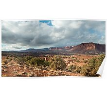 Purity – Capitol Reef National Park, Utah Poster