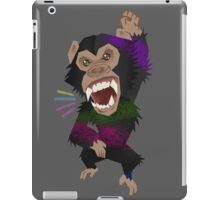 Chimp Smash iPad Case/Skin