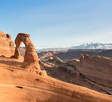 Hidden View – Arches National Park, Utah by Jason Heritage