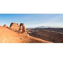 Hidden View – Arches National Park, Utah Photographic Print