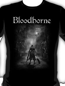 bloodborne white T-Shirt