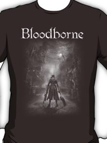 bloodborne white T-Shirt