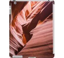 The Ragged Edge – Antelope Canyon, Arizona iPad Case/Skin