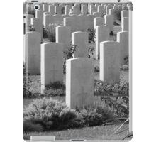 Allied War Cemetery, Souda Bay, Crete #3 iPad Case/Skin