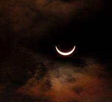 Solar Eclipse 2015 - Smile by IanJTurner