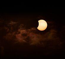 Solar Eclipse 2015 Ending by IanJTurner