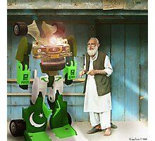 It's My PakPower Robostan Liberator Photographic Print