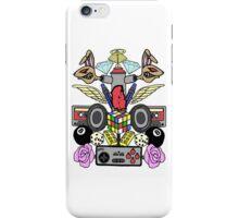 Ramoe Nostalgic Vibes (Colour Version) iPhone Case/Skin