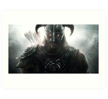 The Elder Scrolls V - Skyrim Dawnguard Art Print