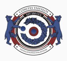 Taifalos - Byzantine Coat of Arms  Kids Tee