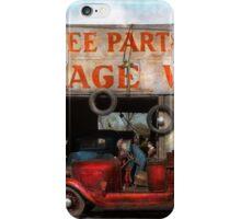 Car - Garage - Cherokee Parts Store - 1936 iPhone Case/Skin